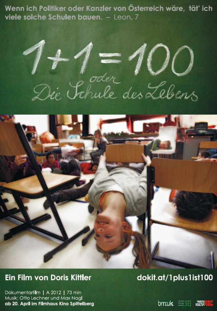 1+1=100 oder Die Schule des Lebens
